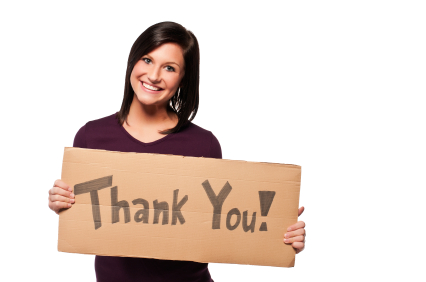 10 creative ways to say thank you